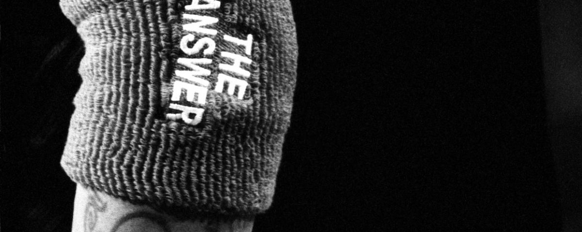 Allen Iverson The Answer Sweatband